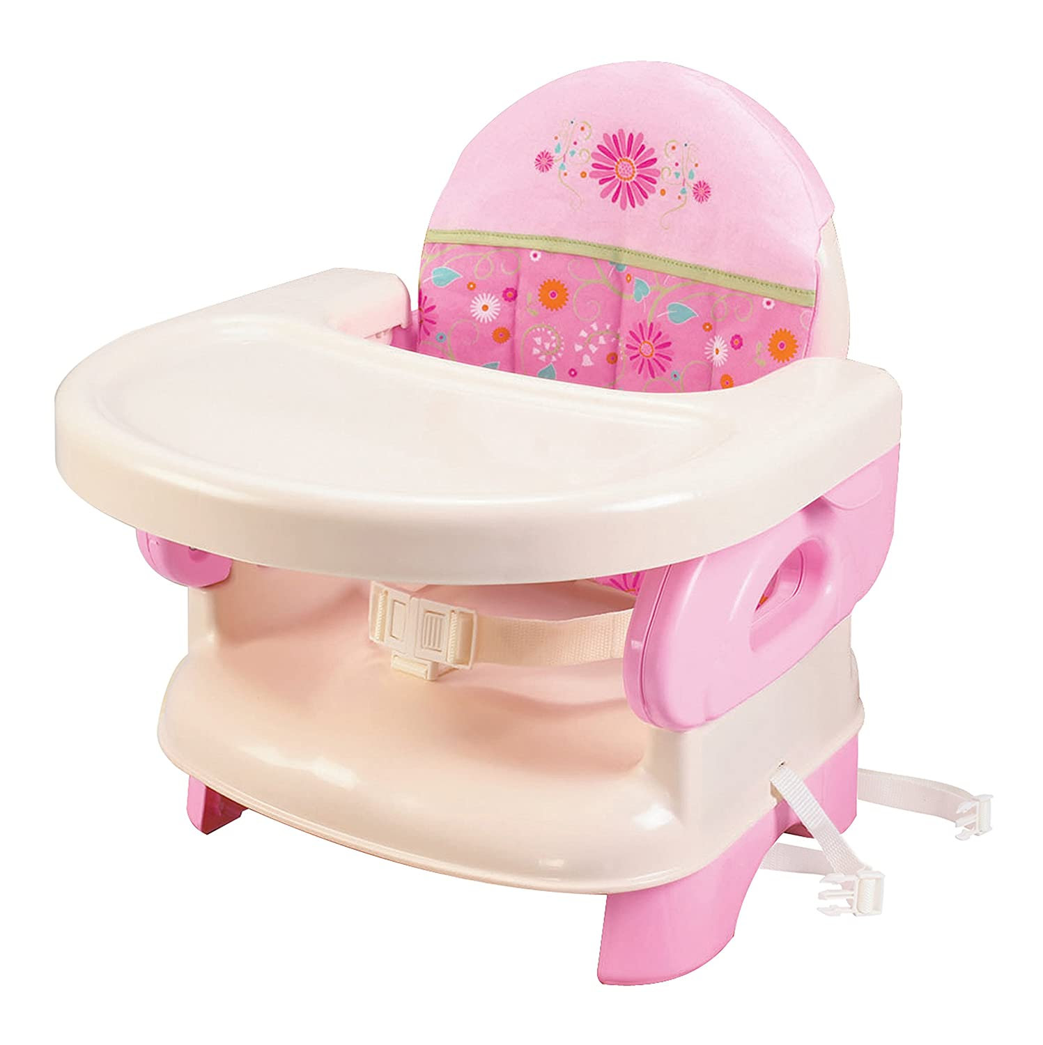 Summer Deluxe Comfort Folding Booster Seat, Pink