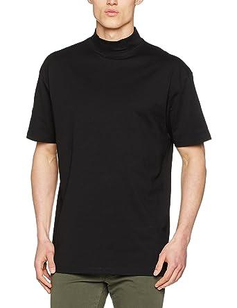 Cheap Sale Manchester Free Shipping Enjoy Mens Oversized Turtleneck Tee T-Shirt Urban Classic Under 70 Dollars L8s5g