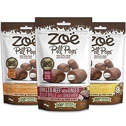 Zoe Pill Pops Dog Treats