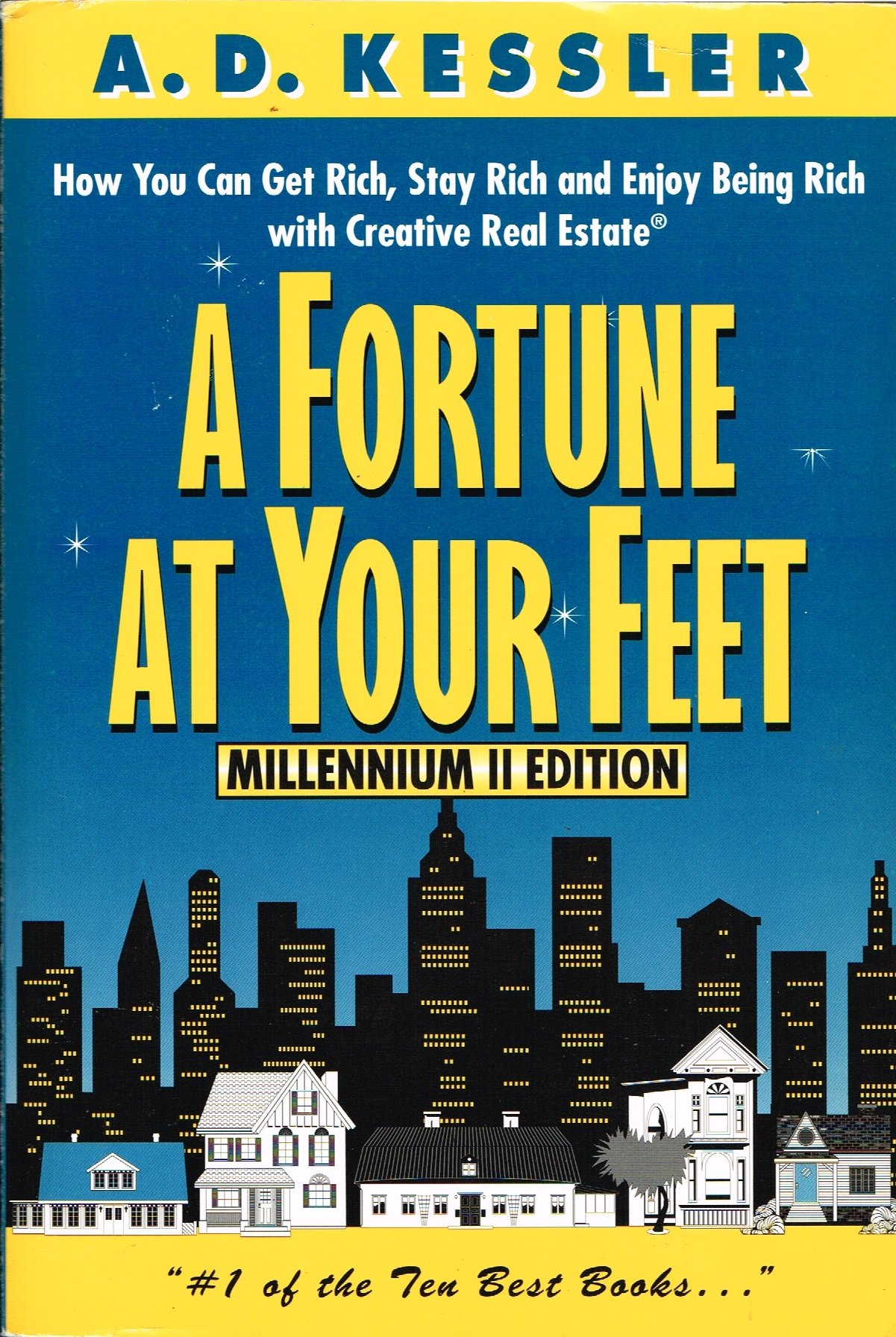 Fortune Your Feet Creative Estate product image