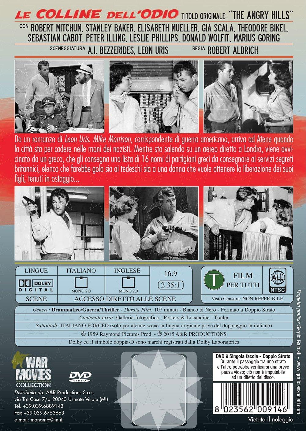 Amazon.com: Le Colline DellOdio [Import anglais]: Movies & TV