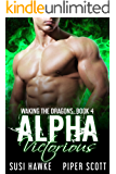 Alpha Victorious (Waking The Dragons Book 4)