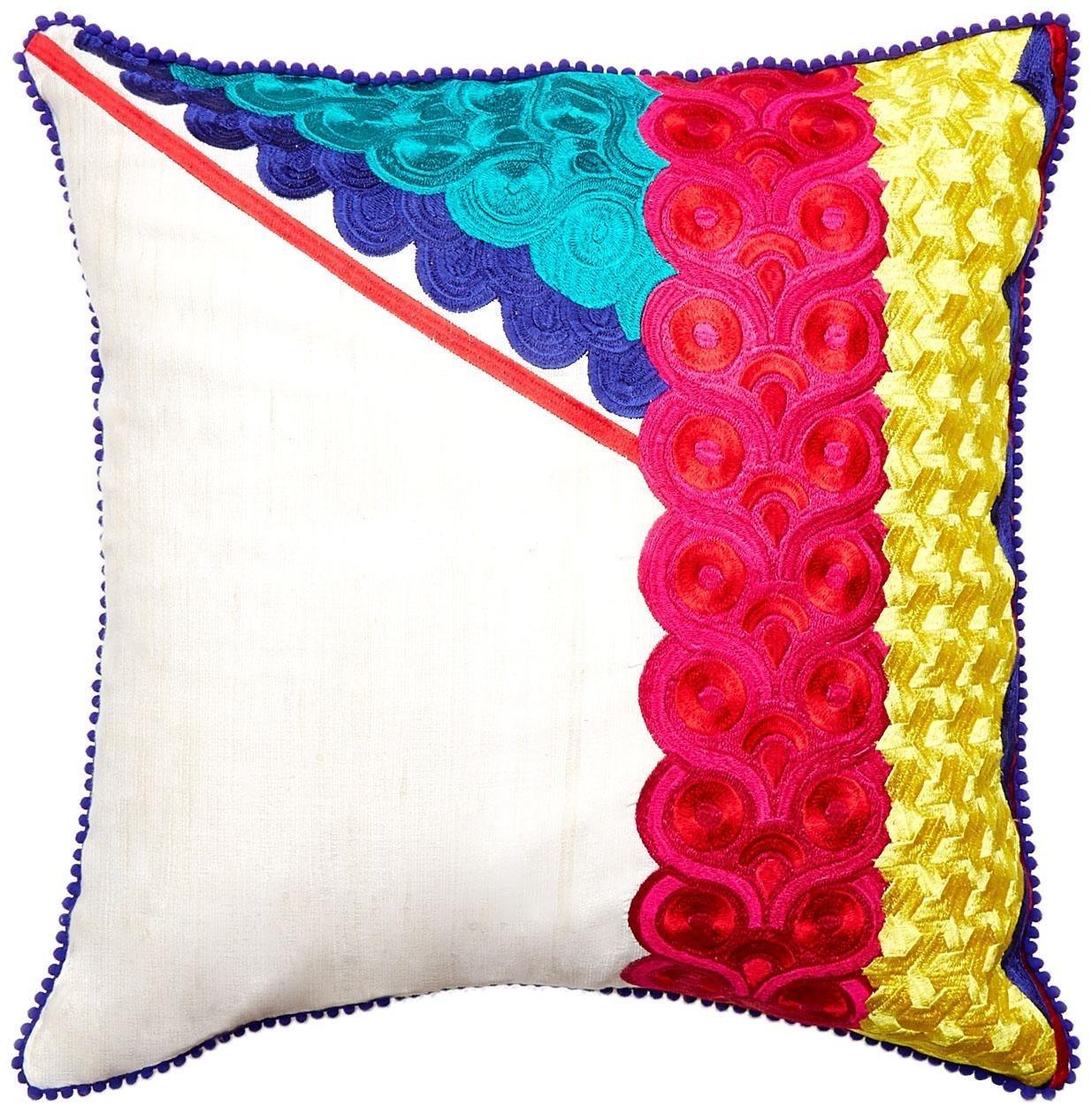 Jonathan Adler Casablanca Stripe Pillow 25087