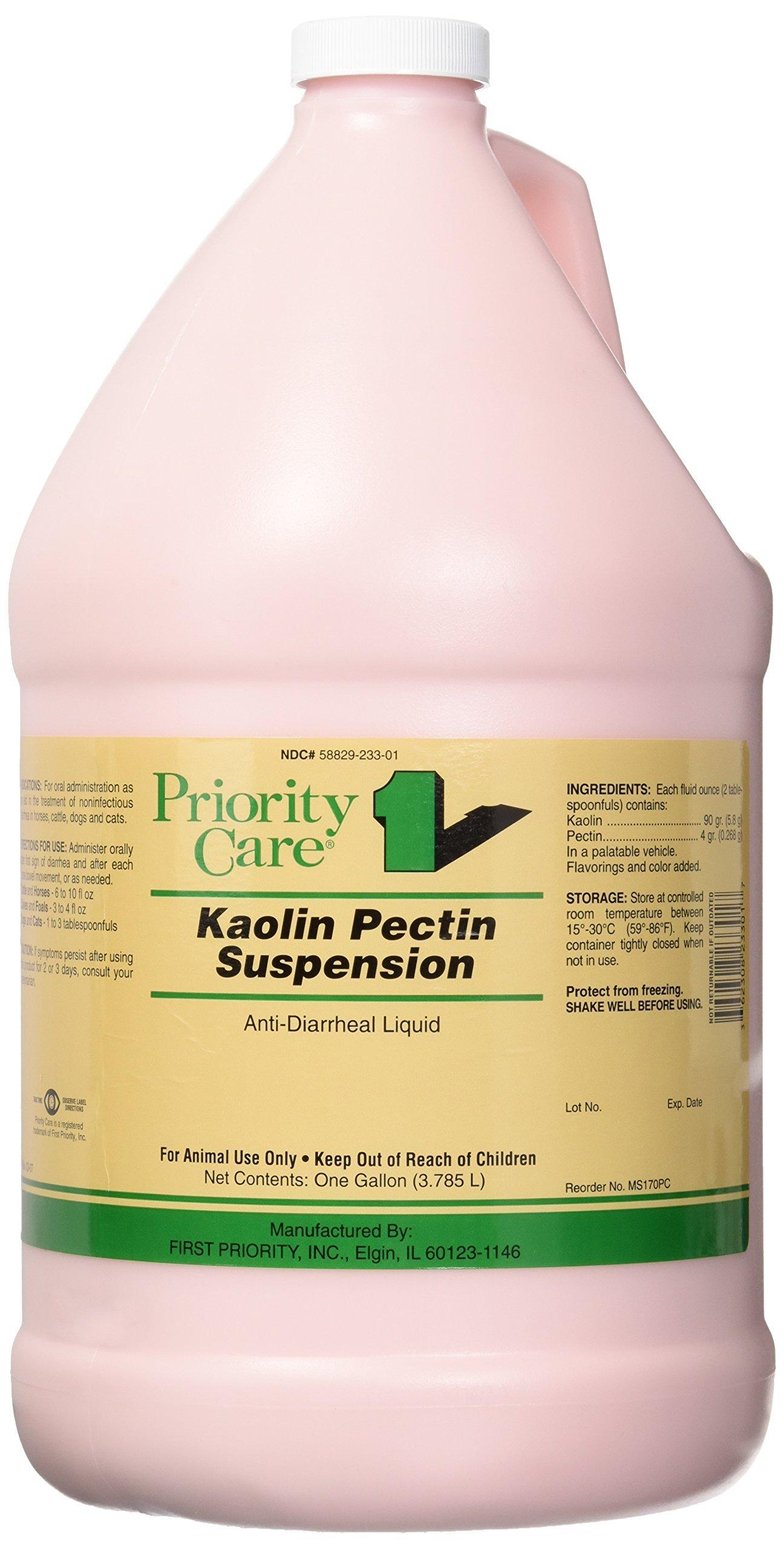 Priority Care 1 Kao-Pec for Treating Enteritis in Pets, 1-Gallon