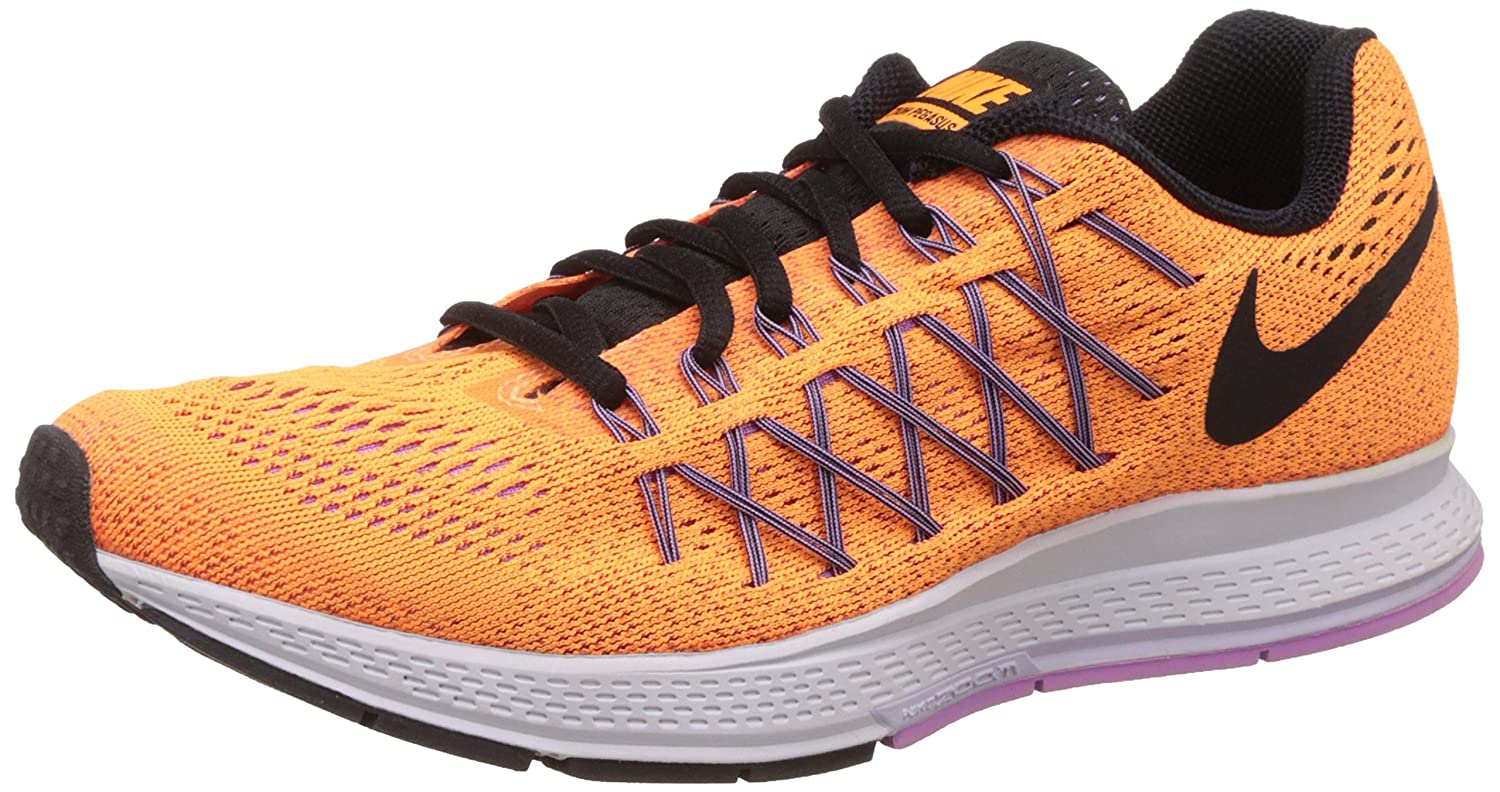 on sale 8ed81 4cd50 NIKE Women s Air Zoom Pegasus 32 Running Shoes  Amazon.in  Shoes   Handbags