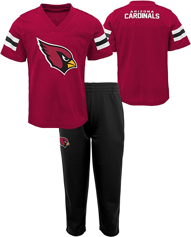 e4b31ae8 NFL Baby-Boys Infant Training Camp Short Sleeve Top & Pant Set