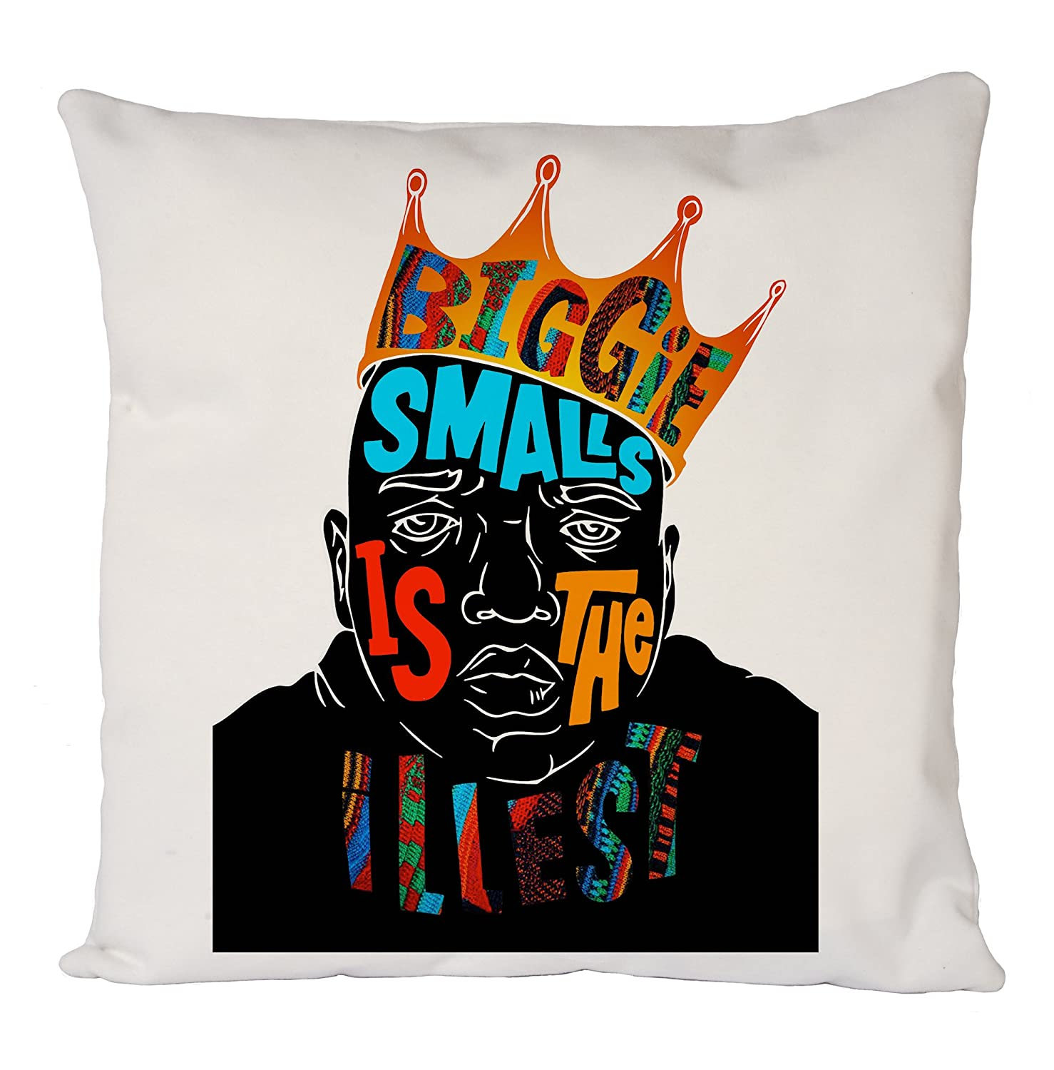 Biggie Smalls Is The Illest, Pillow Case, Cushion Cover, Home Sofa Décor Uk print king