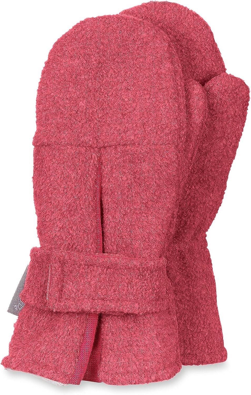 Sterntaler Kinder M/ädchen Micro-fleece Handschuhe Gr.1-3 F/äustlinge neu!