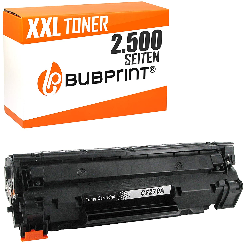 Bubprint XXL tóner (2.500 Páginas) Compatible con HP cf279a cf279 ...