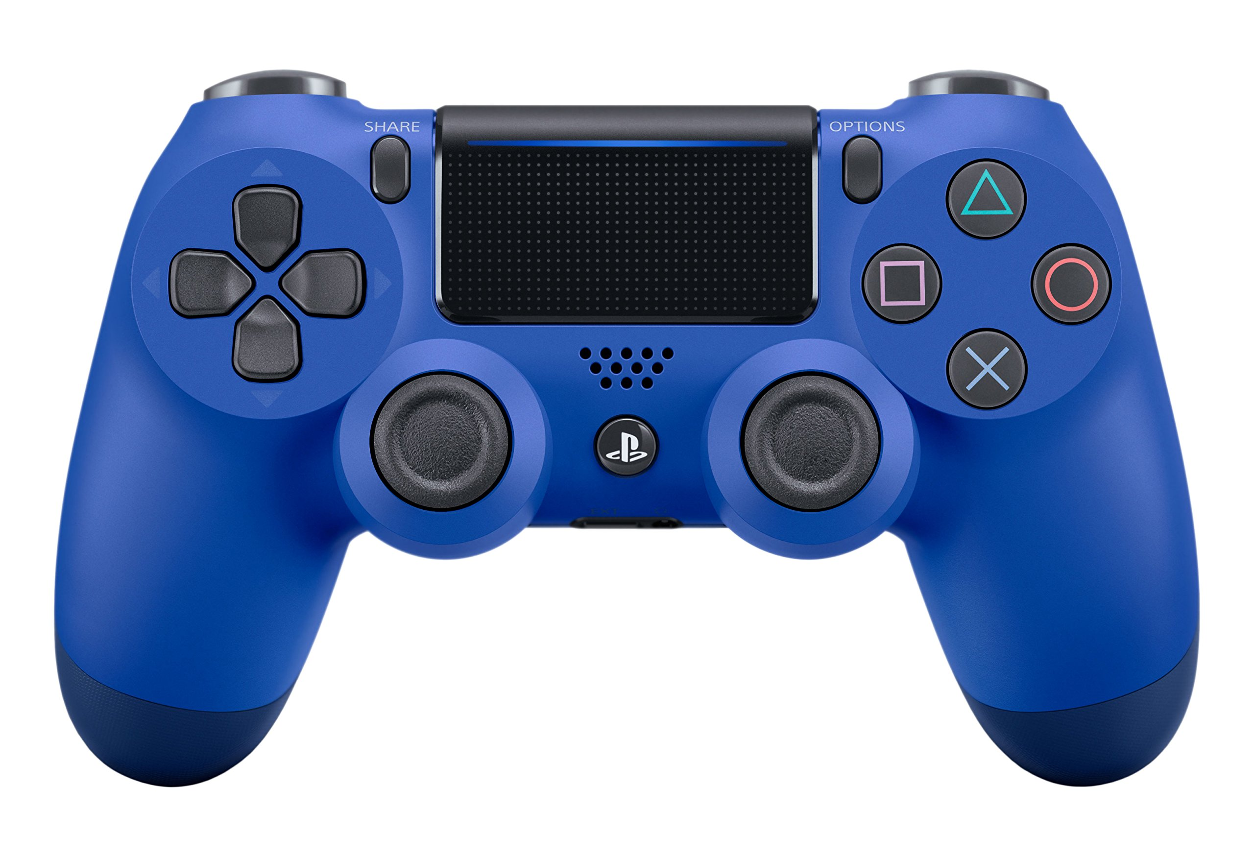 DualShock 4 Wireless Controller for PlayStation 4 - Wave Blue [Discontinued]