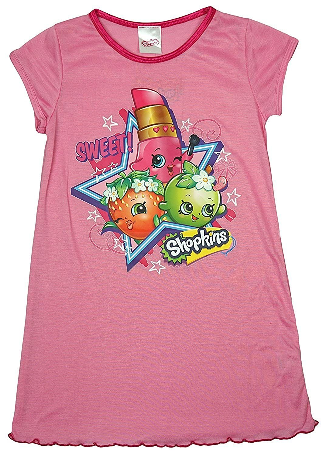 Shopkins Nightdress Pyjamas Nightie