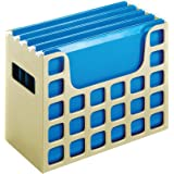 "Pendaflex Desktop File, 9-1/2"" H x 12-1/4"" W x 6"" D, Putty, Each (23010EE)"