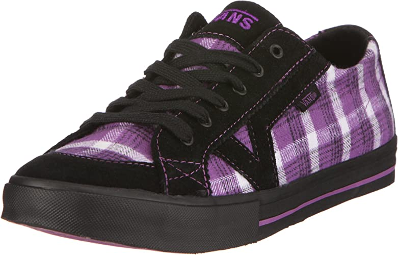 Vans Tory, Baskets mode femme, Violet / multicolore, 35 ...