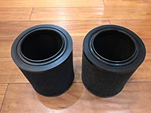 Craftsman 9-17292 Wet Application Vacuum Filters for most 5 Gallon & larger Vacs-2PCS/PK-NEW!!