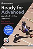 Ready for Advanced (CAE) (3rd Ed) Student's Book & Key, Macmillan Practice Online, Online Audio & eBook