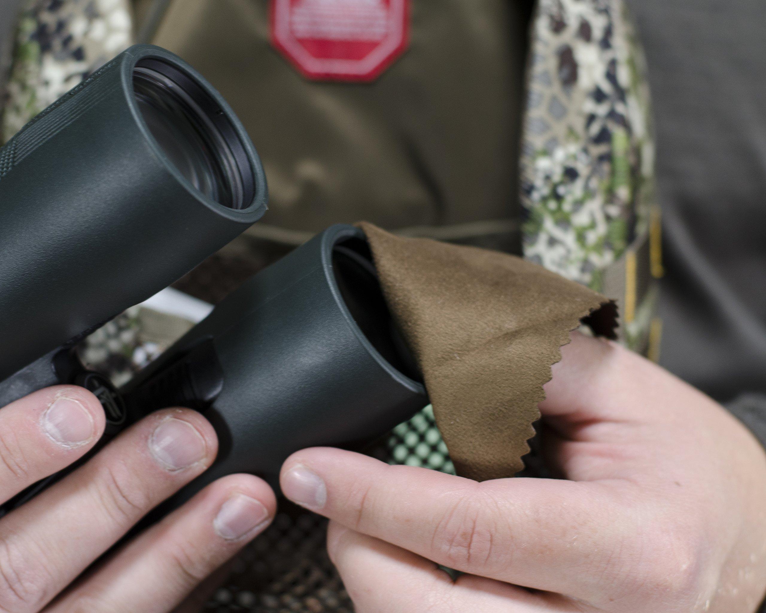 Badlands Bino X Camouflage Hunting Binocular Case, Hydration Compatible, Approach Camo by Badlands (Image #6)