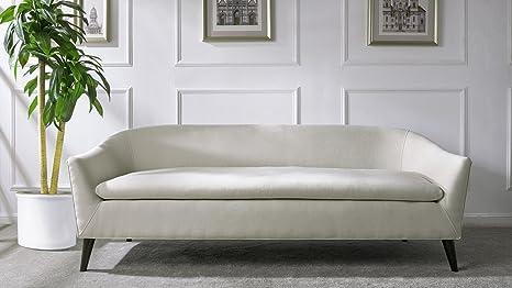 Amazon.com: Jennifer Taylor Lia mid-century moderno sofá ...
