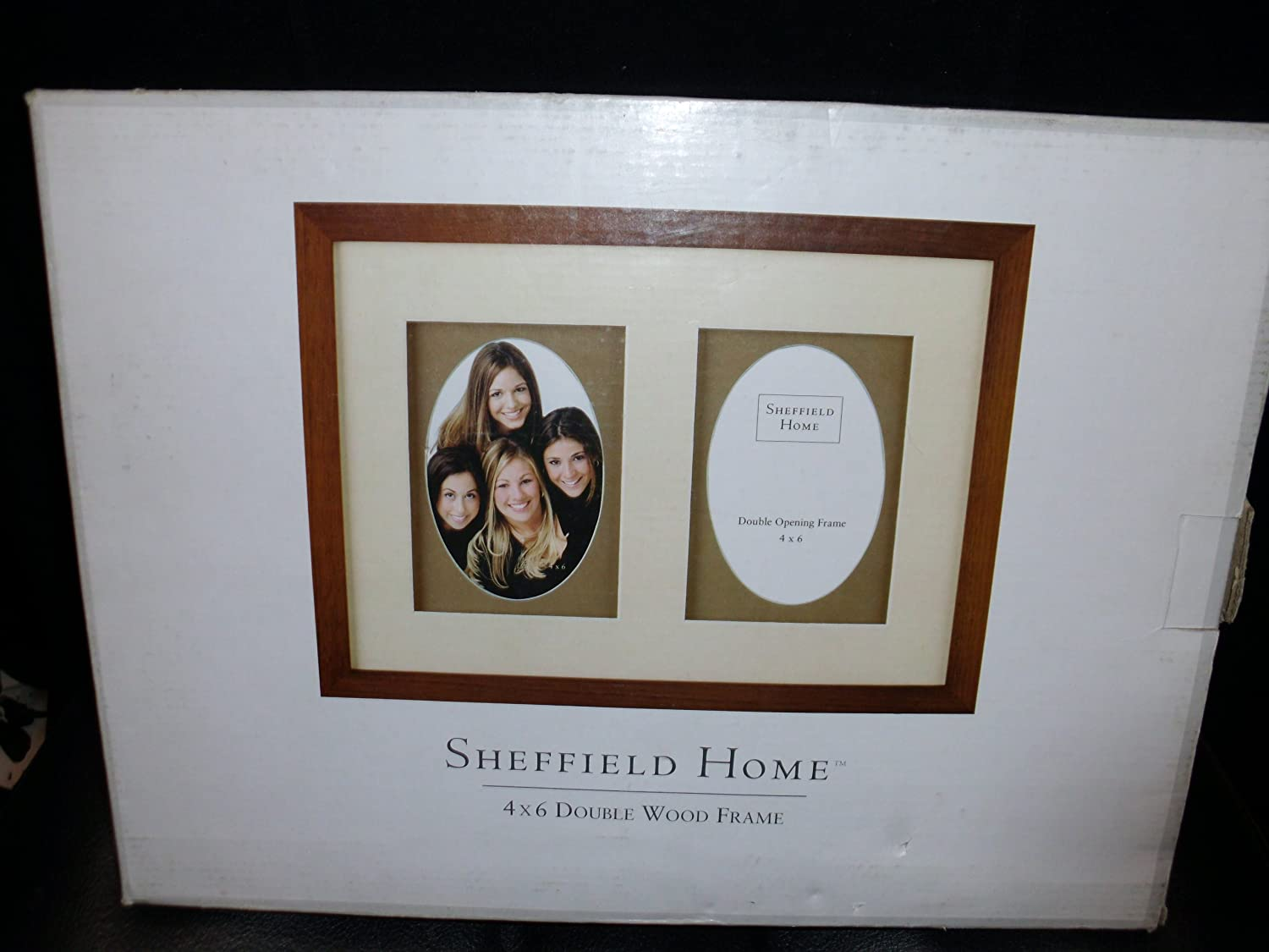 Amazoncom Sheffield Home Picture Frame 4 Single Frames