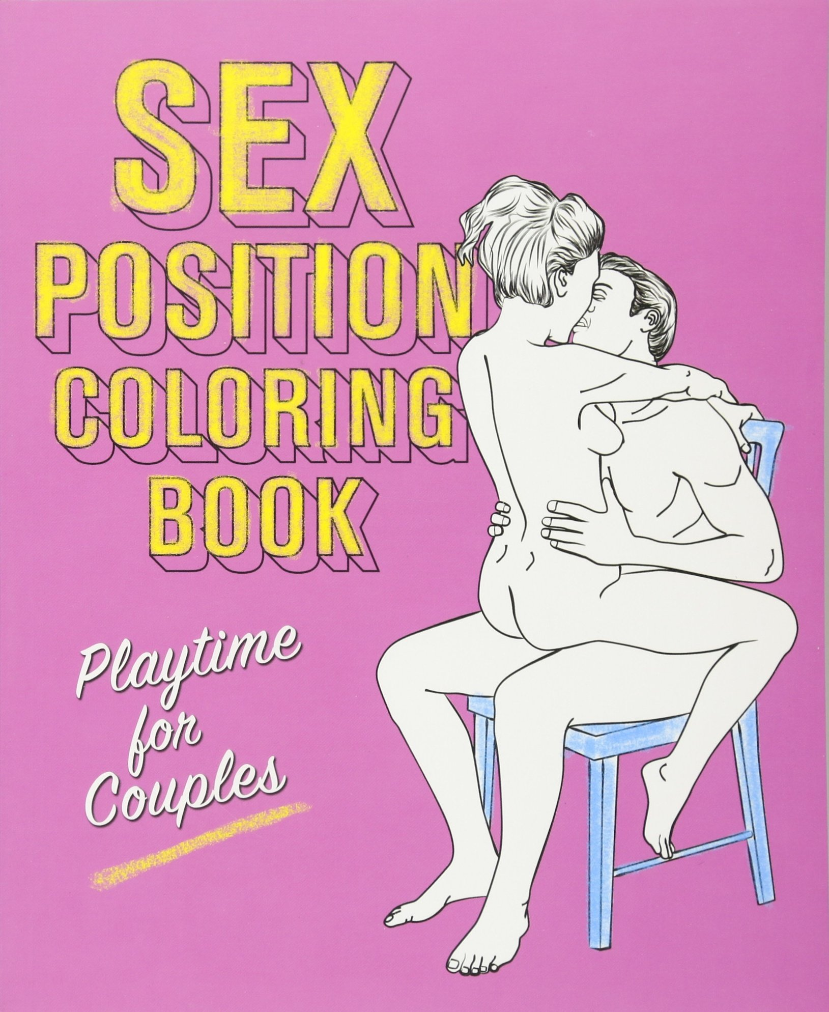 Amazon Position Coloring Book Playtime for Couples