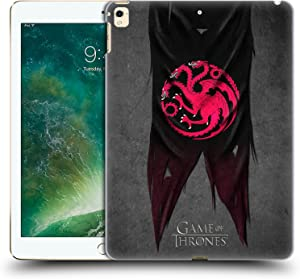 Head Case Designs Officially Licensed HBO Game of Thrones Targaryen Sigil Flags Hard Back Case Compatible with Apple iPad Pro 12.9 (2017)