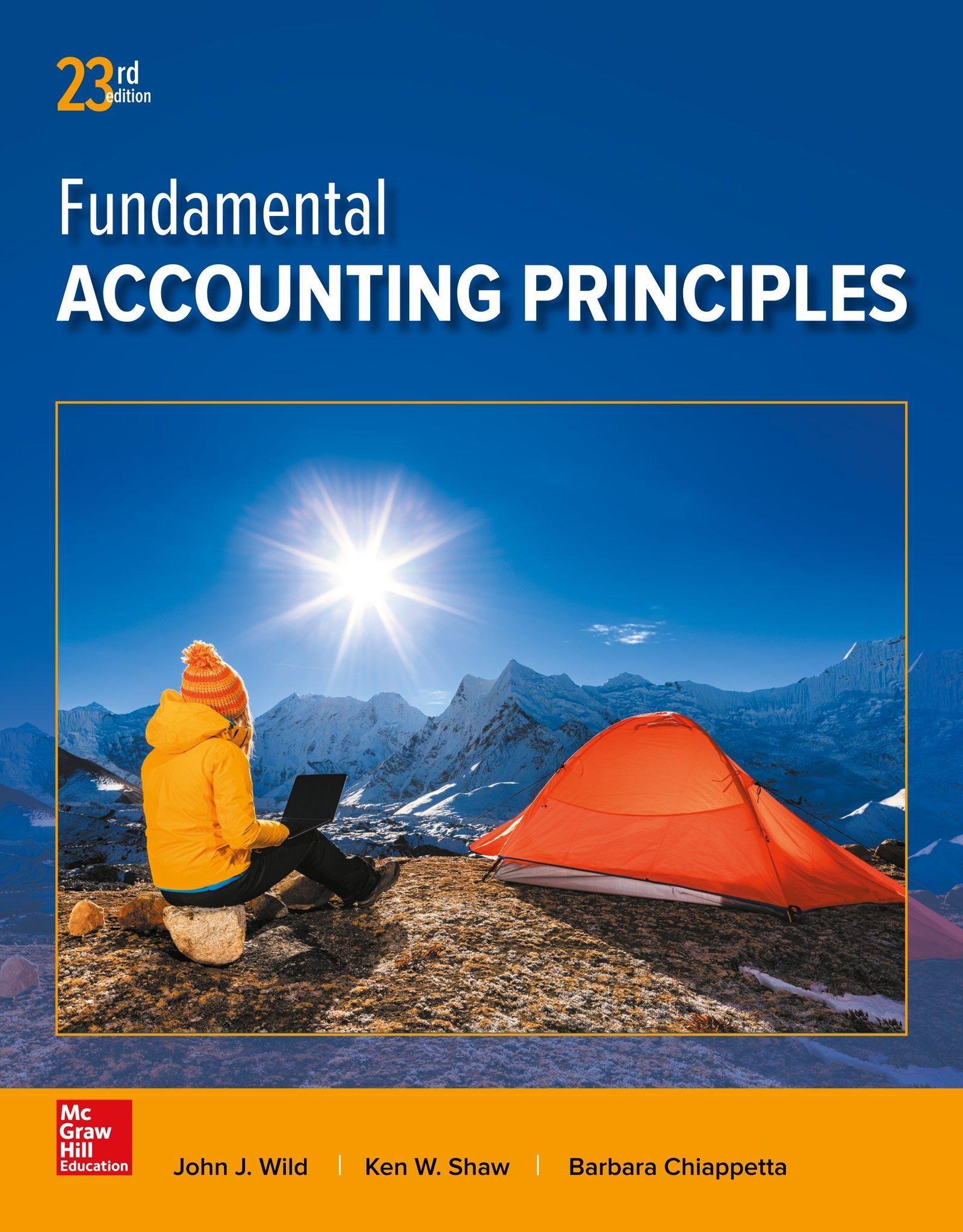 Fundamental Accounting Principles: Amazon.es: John Wild, Ken ...