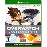 Overwatch Legend Edition for Xbox One by Blizzard Entertainment