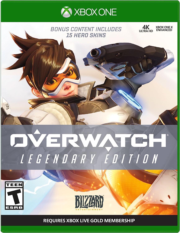 Overwatch Christmas 2019.Amazon Com Overwatch Legendary Edition Xbox One