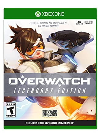 Amazon Com Overwatch Legendary Edition Xbox One Activision Inc Video Games