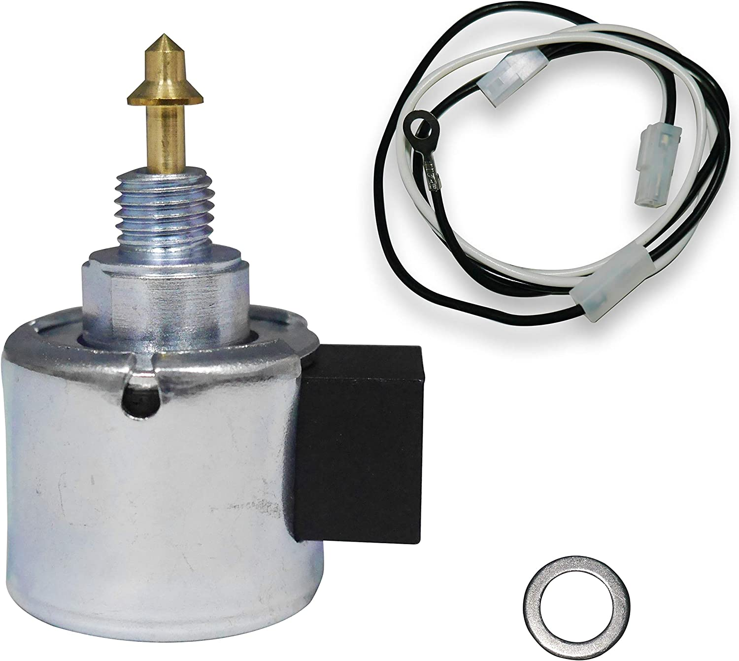 Fuel Shut-Off Solenoid 846639 for Briggs Stratton Fits Lawn and Garden Equipment Engines FS-33R877-A1