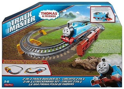 39 opinioni per Il Trenino Thomas CDB57 TrackMaster Thomas & Friends I Binari di Thomas, 2 in 1