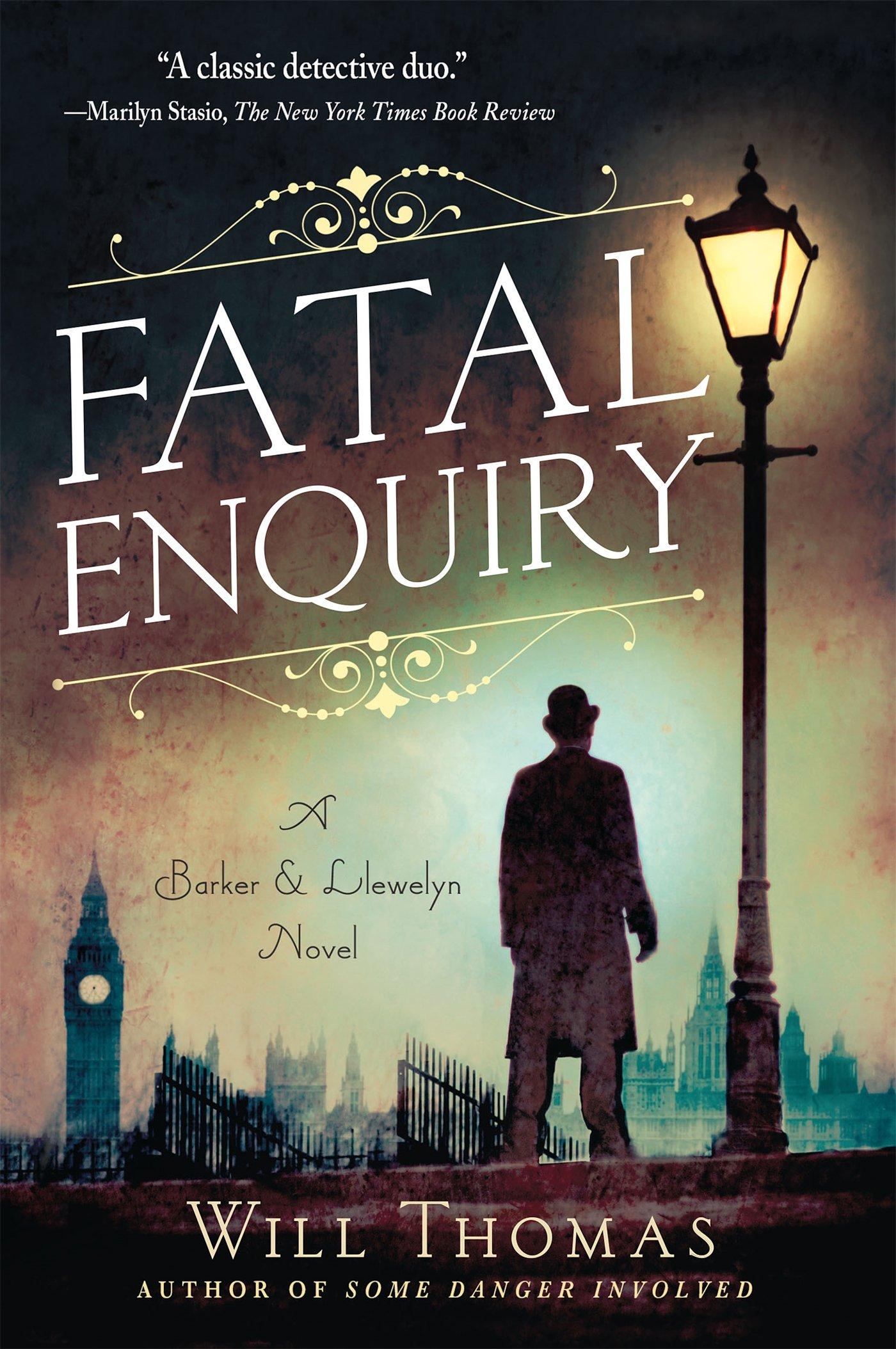 Download Fatal Enquiry: A Barker & Llewelyn Novel ebook