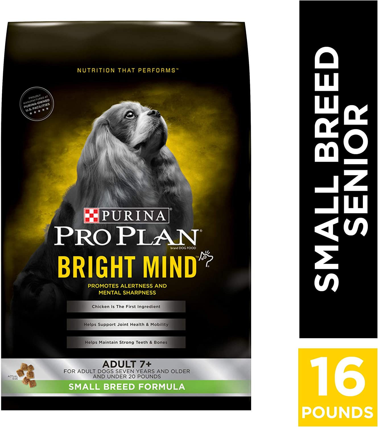 Pro Plan BRIGHT MIND Senior 7 Adult Dog Food