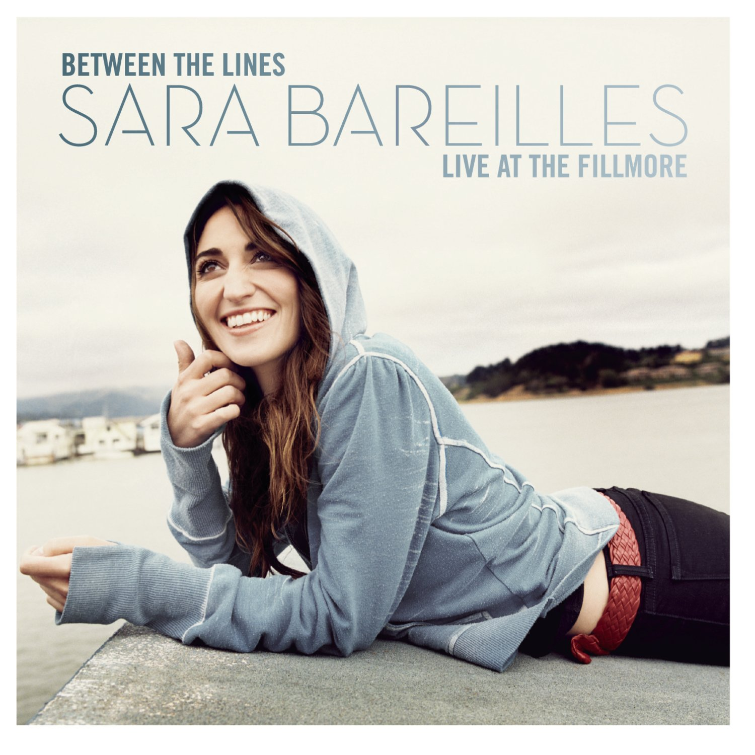 Between the Lines: Sara Bareilles - Live at the Fillmore (DVD + CD) by Epic
