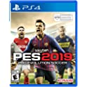 Pro Evolution Soccer 2019 Standard Edition for PS4