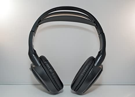 Toyota Sienna Wireless DVD Headphones (Black, 1 Headset)