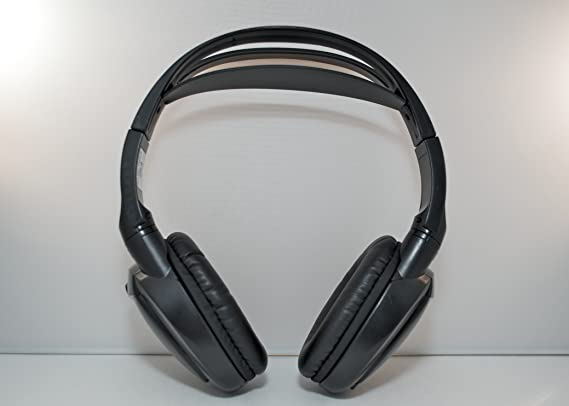 Amazon.com: Toyota Sienna Wireless DVD Headphones (Black, 1 Headset): Car Electronics