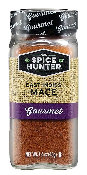The Spice Hunter East Indies Mace, Gourmet, 1.6 oz. jar