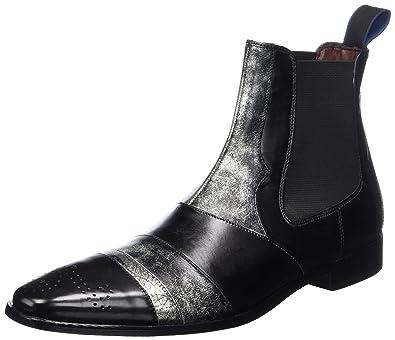 pretty nice e80e3 92dc8 Melvin & Hamilton Herren Elvis 12 Chelsea Boots