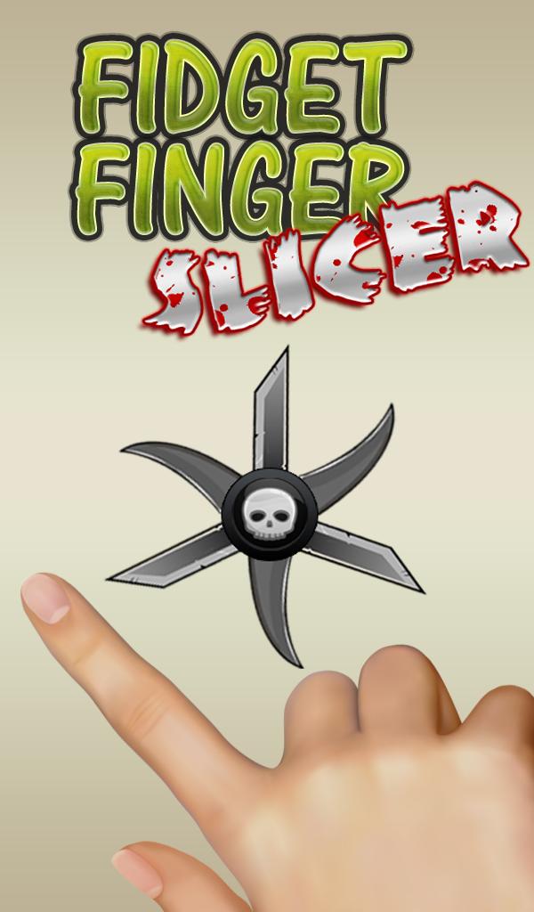 Fidget Finger Slicer