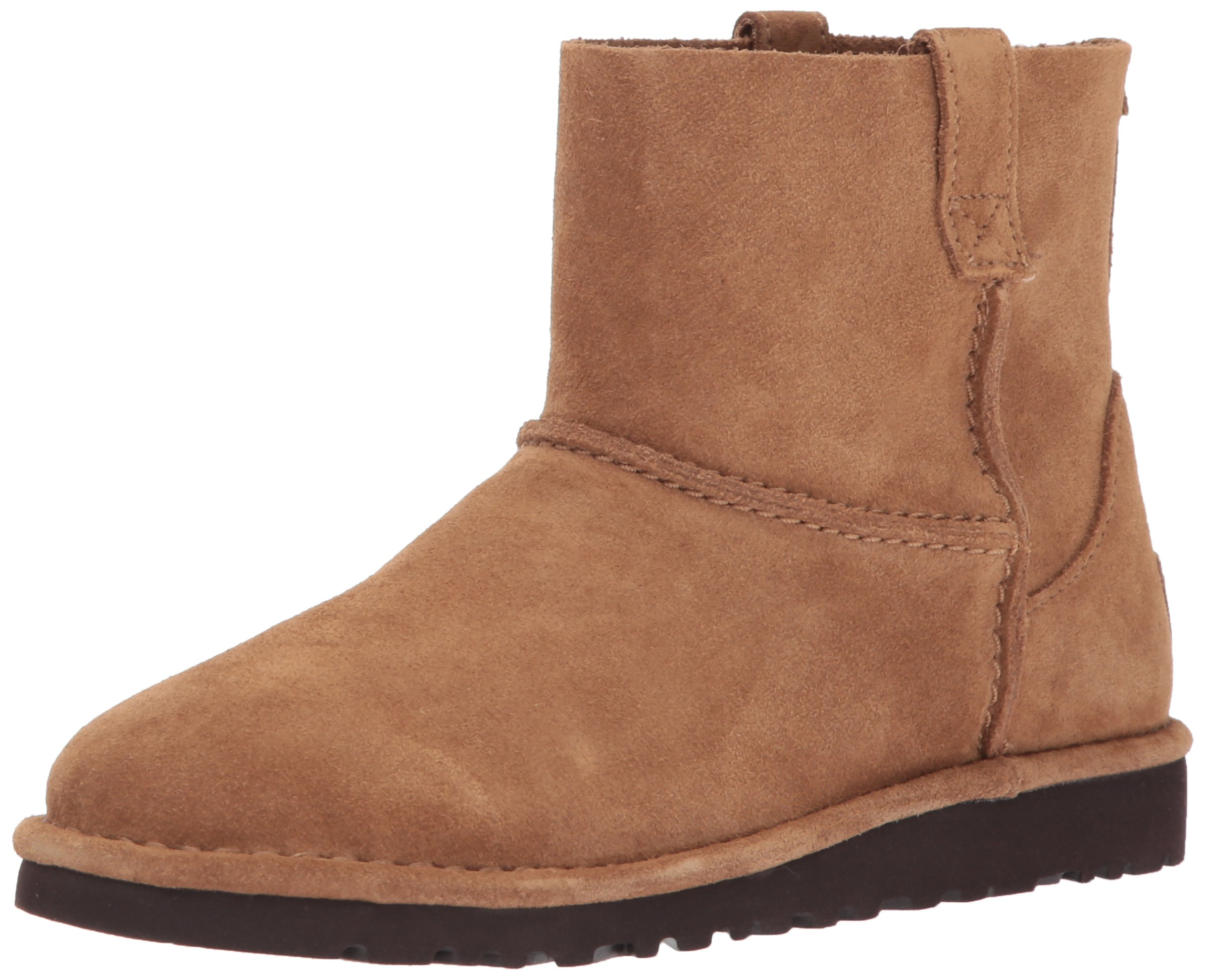 UGG Women's Classic Unlined Mini Slouch Boot, Chestnut, 8 M US by UGG (Image #1)
