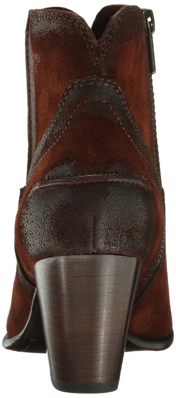 FRYE Women's Renee Seam Short Boot B00TQ4GPBO 11 B(M) US|Brown-72064