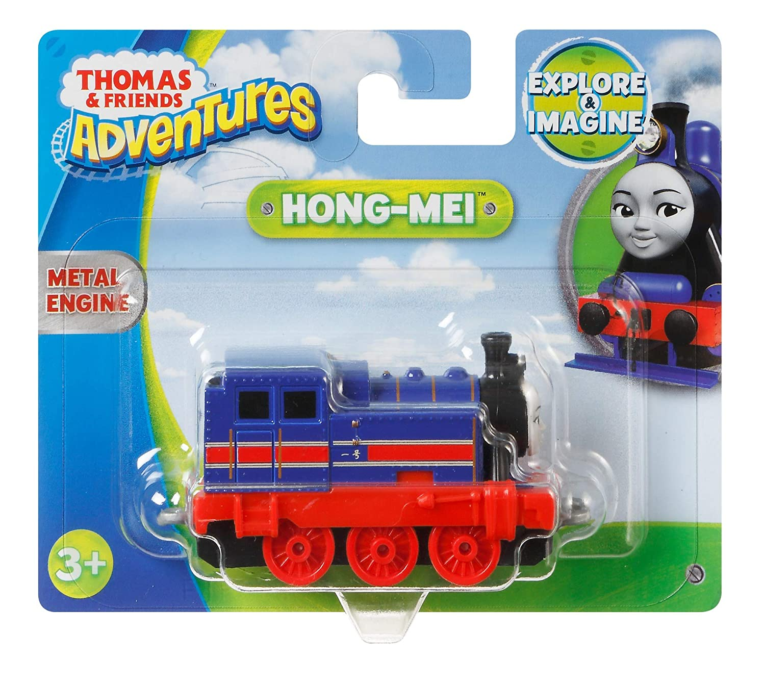Hong-Mei Fisher-Price Thomas /& Friends Adventures