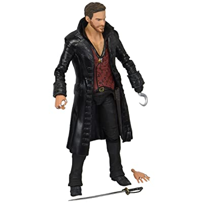 Icon Heroes Once Upon A Time: Hook Action Figure: Icon Heroes: Toys & Games