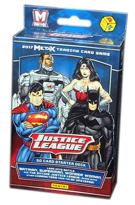 Meta X Justice League TCG Starter Deck