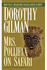 Mrs. Pollifax on Safari (Mrs. Pollifax Series Book 5) Kindle Edition