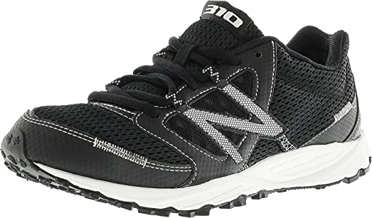 New Balance Men's 310 Running Shoe, Black/White, ...