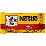 Nestle Toll House Semi-Sweet Chocolate Mini Morsels, 12 Ounce Package