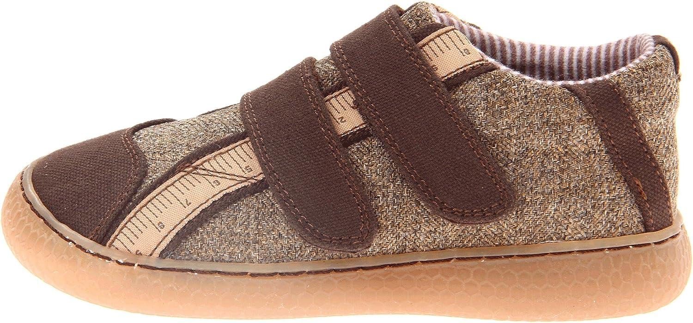 K Toddler//Little Kid Livie /& Luca T Bernal Honeycomb Sneaker Tweed 4 M US Toddler T Bernal Honeycomb