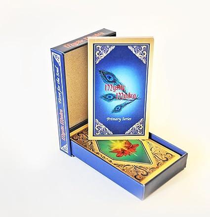 Amazon.com: Mystic Mudra Yoga Tarot: Toys & Games