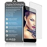 mtb Proteggi schermo in vetro temperato per Huawei G8 e G8 Rio - 0,3mm / 9H / 2.5D - Pellicola protettiva Salvaschermo